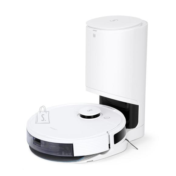 Ecovacs Ecovacs DEEBOT_N8+ Ecovacs Vacuum cleaner DEEBOT N8+ Wet&Dry, Operating time (max) 110 min, Lithium Ion, 3200 mAh