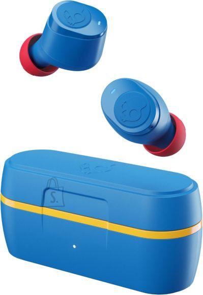 Skullcandy Skullcandy True Wireless Earbuds Jib   In-ear, Microphone, Noice canceling, Wireless, 92 Blue