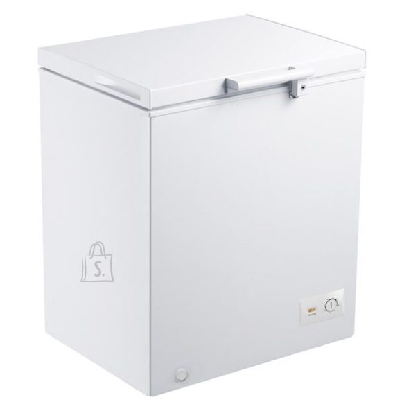 Goddess Goddess Freezer GODFTE2145WW8E Energy efficiency class E, Chest, Free standing, Height 84.6 cm, Total net capacity 142 L, White