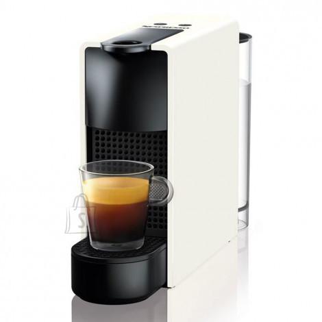 Nespresso NESPRESSO Coffee maker Essenza Mini Pump pressure 19 bar, Capsule coffee machine, 1200 W, White