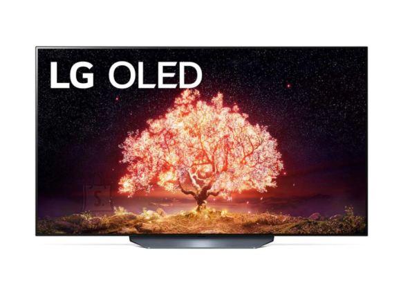 """LG LG OLED77B13LA 77"""" (195 cm), Smart TV, WebOS, 4K UHD OLED, 3840 x 2160, Wi-Fi, DVB-T/T2/C/S2, Black"""