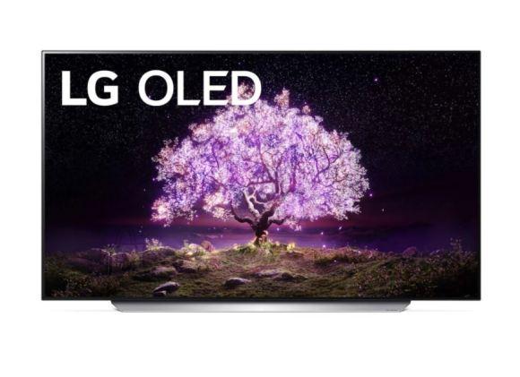 "LG LG OLED65C12LA 65"" (164 cm), Smart TV, WebOS, 4K UHD OLED, 3840 x 2160, Wi-Fi, DVB-T/T2/C/S2, Silver/White"