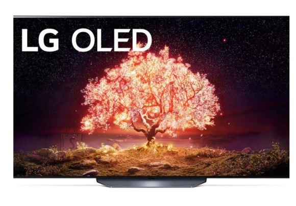 """LG LG OLED65B13LA 65"""" (164 cm), Smart TV, WebOS, 4K UHD OLED, 3840 x 2160, Wi-Fi, DVB-T/T2/C/S2, Black"""