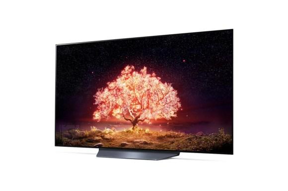 "LG LG OLED55B13LA 55"" (139 cm), Smart TV, WebOS, 4K UHD, 3840 x 2160, Wi-Fi, DVB-T2/C/S2, Black"
