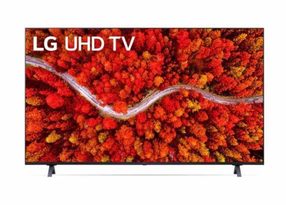"LG LG 60UP80003LA  60"" (151 cm), Smart TV, WebOS, 4K UHD, 3840 x 2160, Wi-Fi, DVB-T/T2/C/S/S2, Dark grey"