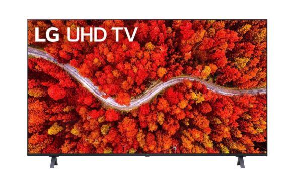 "LG LG 55UP80003LA 55"" (139 cm), Smart TV, WebOS, 4K UHD, 3840 x 2160, Wi-Fi, DVB-T/T2/C/S/S2, Dark grey"