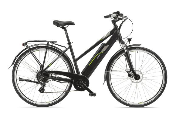 "Telefunken Telefunken Expedition XC920, Trekking E-Bike, Motor power 250 W, Wheel size 28 "", Warranty 24 month(s), Anthracite"