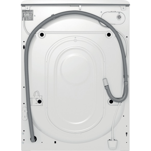 Indesit INDESIT Washing machine MTWE 81283 WK EE Energy efficiency class D, Front loading, Washing capacity 8 kg, 1200 RPM, Depth 60.5 cm, Width 59.5 cm, Display, Big Digit, White, Free standing