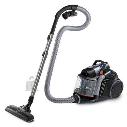 Electrolux Electrolux Vacuum Cleaner UltraFlex  EUFC82EB Bagless, Power 750 W, Dust capacity 1.6 L, Black