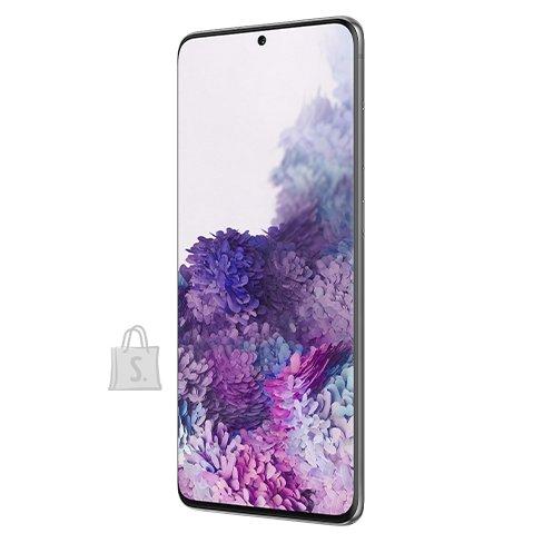 "Samsung Samsung Galaxy S20+ 5G Gray, 6.7 "", Dynamic AMOLED 2X, 1440 x 3200, Exynos 990, Internal RAM 12 GB, 128 GB, MicroSDXC, Dual SIM, Nano-SIM, 3G, 4G, 5G, Main camera Quad 64 + 12 + 12 + 0.3 MP, Secondary camera 10 MP, Android, 10, 4500 mAh"