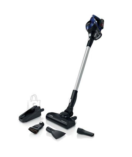 Bosch Bosch Vacuum cleaner Unlimited BBS611MAT Handstick 2in1, 18 V, Operating time (max) 30 min, Moonlight blue