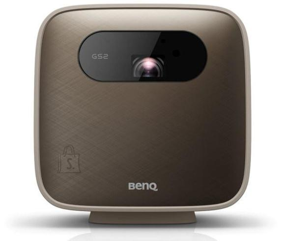 BenQ Benq Wireless LED Portable Projector  GS2 Full HD (1920x1080), 500 ANSI lumens, Brown