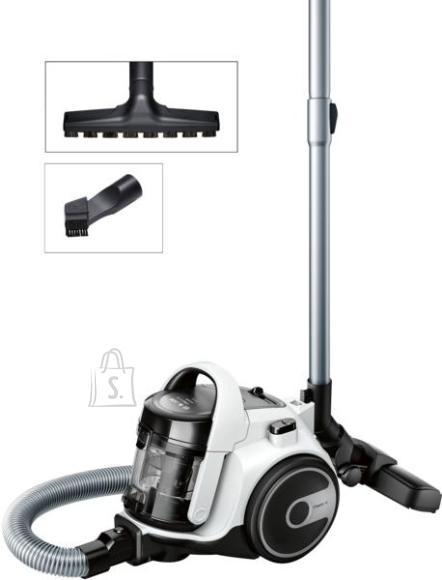 Bosch Bosch Vacuum cleaner BGS05A222 Bagless, Power 700 W, Dust capacity 1.5 L, White