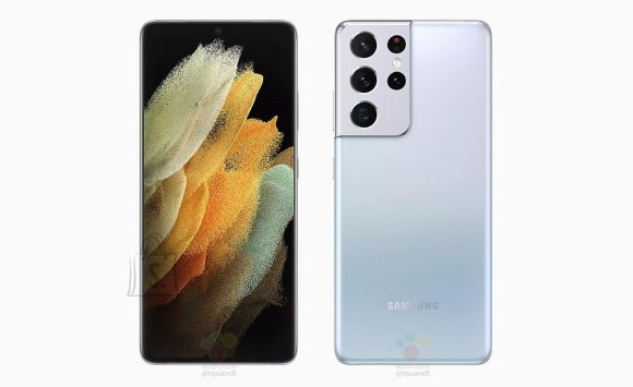"""Samsung Samsung Galaxy S21 Ultra 5G G998B (Silver) Dual SIM 6.8"""" Dynamic AMOLED 2X 144x3200/2.9GHz&2.80GHz&2.2GHz/256GB/12GB RAM/Android 11/4G,5G"""