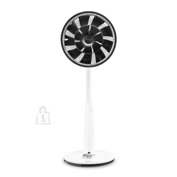 DUUX Duux Fan Whisper Stand Fan, Timer, Number of speeds 26, 2-22 W, Oscillation, Diameter 34 cm, White