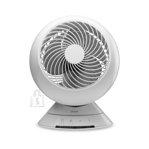 DUUX Duux Fan Globe Table Fan, Number of speeds 3, 23 W, Oscillation, Diameter 26 cm, White