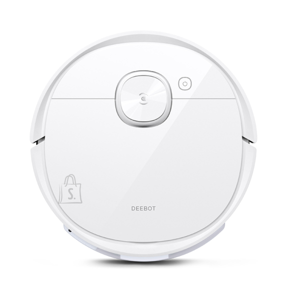 Ecovacs Ecovacs Vacuum cleaner DEEBOT T9+ Wet&Dry, Operating time (max) 175 min, Lithium Ion, 5200 mAh, Dust capacity 0.42 L, White, Battery warranty 24 month(s)