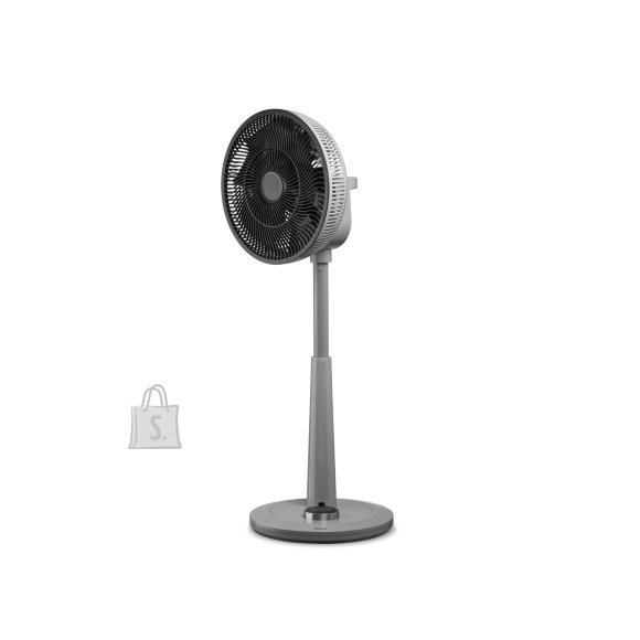 DUUX Duux Fan Whisper Stand Fan, Number of speeds 26, 2- 22 W, Oscillation, Diameter 34 cm, Gray