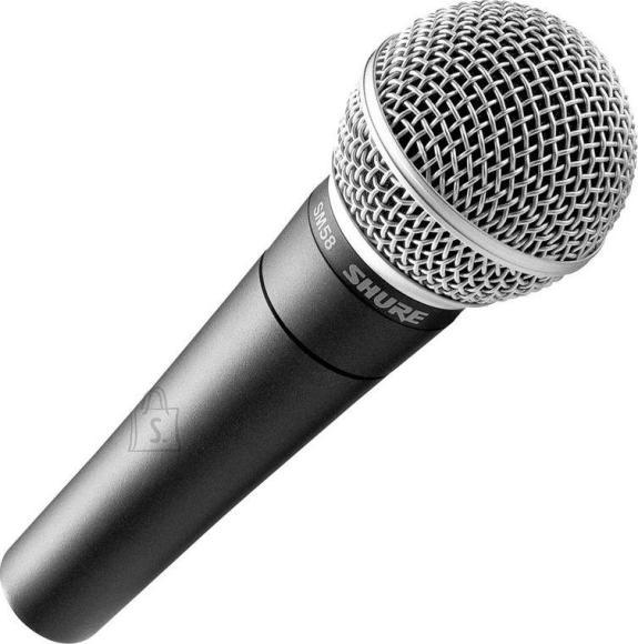 Shure Microphone Vocal Dynamic SM58SE