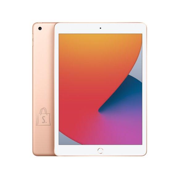 "Apple Apple 8th Gen (2020) iPad Wi-Fi 10.2 "", Gold, Retina touch screen with IPS,  2160 x 1620, Apple A12 Bionic, 3 GB, 32 GB, Wi-Fi, Front camera, 1.2 MP, Rear camera, 8 MP, Bluetooth, 4.2, iPadOS"