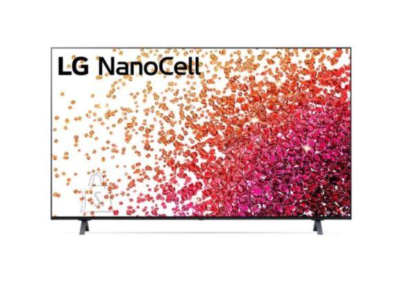 "LG LG 50NANO753PA  50"" (127 cm), Smart TV, WebOS, 4K UHD Nanocell, 3840 x 2160, Wi-Fi, DVB-T/T2/C/S/S2, Dark gray"