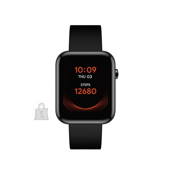 <br /><br /> Producer product name: <strong>GTH</strong><br /><br /> Producer product family: <strong>Smart Watch</strong><br /><br /> <br /><br /> <strong>MUUD FUNKTSIOONID</strong><br /><br /> V?rv: <strong>Black</strong><br /><br /> <br /><br /> <strong>DISAIN</strong><br /><br /> Strap material: <strong>TPU</strong><br /><br /> Veekindel: <strong>Jah</strong><br /><br /> Rihma v?rv: <strong>Black</strong><br /><br /> <br /><br /> <strong>KAAL JA M??TMED</strong><br /><br /> Strap width: <strong>20 mm</strong><br /><br /> <br /><br /> <strong>EKRAAN</strong><br /><br /> Ekraan: <strong>360 x 320 pikslit</strong><br /><br /> Puutetundlik ekraan: <strong>Jah</strong><br /><br /> <br /><br /> <strong>V?IMSUS</strong><br /><br /> Laadimisaeg: <strong>2 h</strong><br /><br /> Aku mahutavus: <strong>260 mAh</strong><br /><br /> Aku eluiga: <strong>240 h</strong><br /><br /> <br /><br /> <strong>TEHNILISED ANDMED</strong><br /><br /> Veekindel kuni: <strong>50 m</strong><br /><br /> Sensors: <strong>Accelerometer; PPG sensors (measure heart rate, SpO2 levels, respiration rate and wrist detection); Skin Temperature Sensor</strong><br /><br /> Muud funktsioonid: <strong>Large display; Smooth curved glass; </strong><br /><br /> Kiirendusm??tur: <strong>Jah</strong><br /><br /> Toote t??p: <strong>Smart watches</strong><br /><br /> Pulsimonitor: <strong>Jah</strong><br /><br /> <br /><br /> <strong>PESAD & LIIDESED</strong><br /><br /> ?henduvustehnoloogia: <strong>Bluetooth 5.1</strong><br /><br /> Bluetoothi versioon: <strong>5.1</strong><br /><br /> Bluetooth: <strong>Jah</strong><br /><br /> <br /><br /> <strong>TOIMIMINE</strong><br /><br /> ?ratuskell: <strong>Jah</strong><br /><br /> Toote kaal: <strong>0.05 Kg</strong><br />