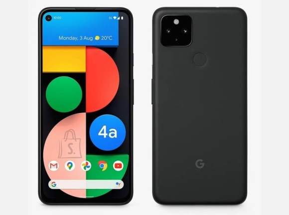 "Google google Pixel 4a Just Black, 5.81 "", OLED, 1080 x 2340 pixels, Qualcomm SDM730 Snapdragon 730G (8 nm), Internal RAM 6 GB, 128 GB, Single SIM, Nano-SIM card & eSIM, 3G, 4G, Main camera 12.2 MP, Secondary camera 8 MP, Android, 10.0, 3140 mAh"