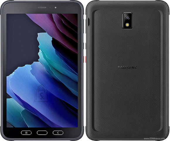 "Samsung Samsung Galaxy Tab Active 3 T575 8.0 "", Black, PLS IPS, 1920 x 1200, Exynos 9810, 4 GB, 64 GB, 4G, Wi-Fi, Front camera, 5 MP, Rear camera, 13 MP, Bluetooth, 5.0, Android, 10.0"
