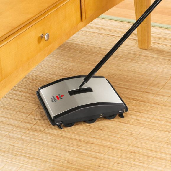 Bissell Bissell Mop  Natural Sweep Silver