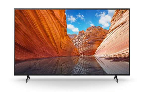 "Sony Sony KD43X80J 43"" (108cm) 4K Ultra HD Smart Google LED TV"
