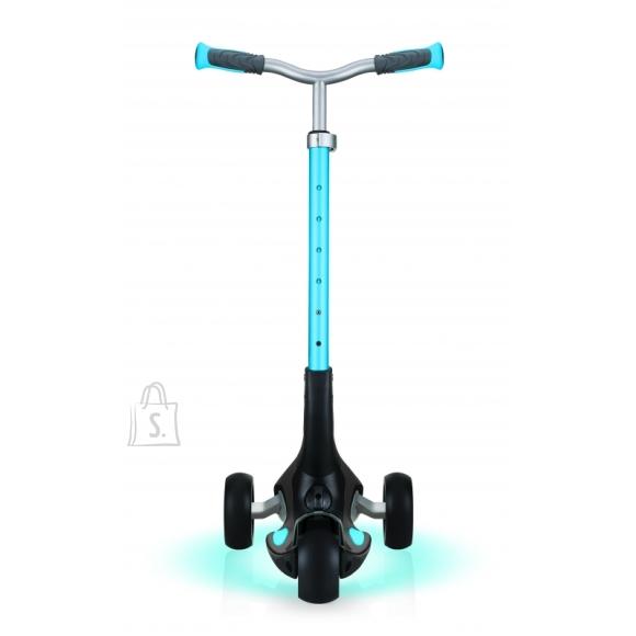 Globber GLOBBER Scooter Ultimum Lights sky Blue 613-101