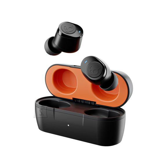 Skullcandy Skullcandy True Wireless Earbuds Jib  In-ear, Microphone, Noice canceling, Wireless, True Black/Orange