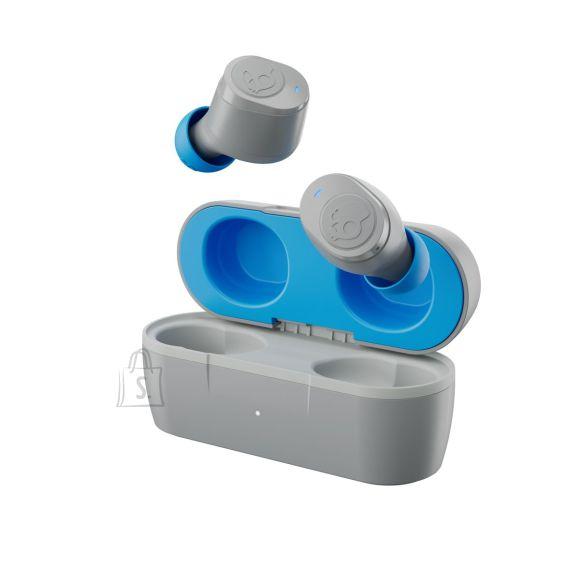 Skullcandy Skullcandy True Wireless Earbuds Jib  In-ear, Microphone, Noice canceling, Wireless, Light Grey/Blue