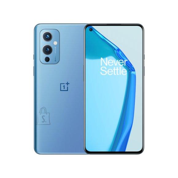 "OnePlus OnePlus 9 5G Arctic Sky, 6.55 "", Fluid AMOLED, 2400 x 1080 pixels, Qualcomm SM8350, Snapdragon 888, Internal RAM 8 GB, 128 GB, Dual SIM, Nano-SIM, 3G, 4G, 5G, Main camera 48+50+2  MP, Secondary camera 16 MP, Android, 11, 4500 mAh"
