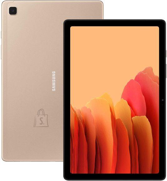 "Samsung Samsung Galaxy Tab A7 T500 10.4 "", Gold, TFT, 1200 x 2000, Qualcomm SM6115 Snapdragon 662, 3 GB, 32 GB, Wi-Fi, Front camera, 5 MP, Rear camera, 8 MP, Bluetooth, 5.0, Android, 10.0"