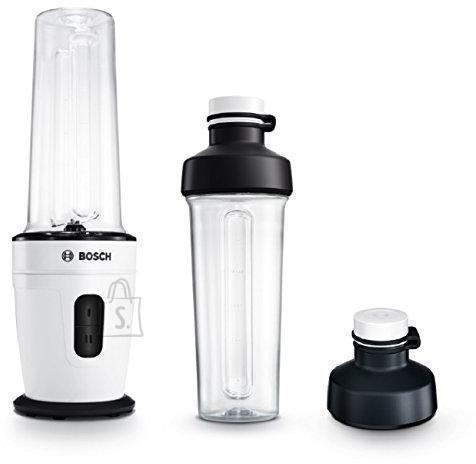 Bosch Bosch VitaStyle Mixx2Go Blender MMBM401W Tabletop, 350 W, Jar capacity 0.5 L, Ice crushing, White