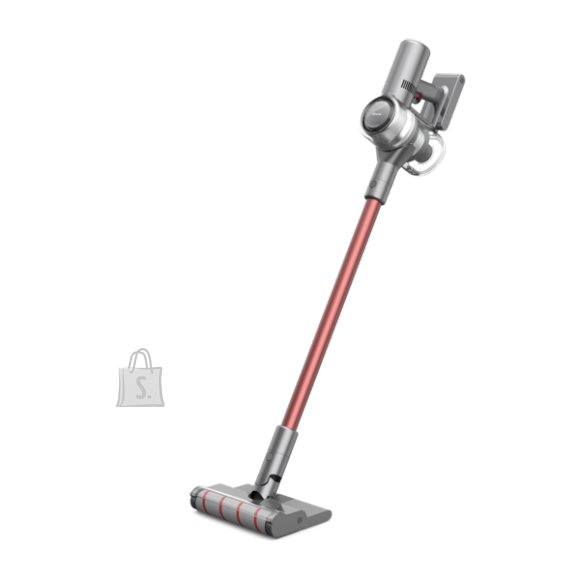 Dreame Vacuum Cleaner V11 Cordless operating, Handstick, 25.2 V, Operating time (max) 90 min, Grey/Red, Warranty 24 month(s), Battery warranty 12 month(s)