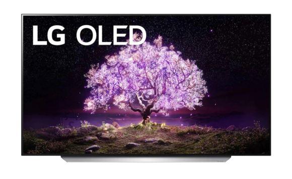 """LG LG OLED77C12LA 77"""" (195 cm), Smart TV, WebOS, 4K UHD OLED, 3840 x 2160, Wi-Fi, DVB-T/T2/C/S/S2, White"""