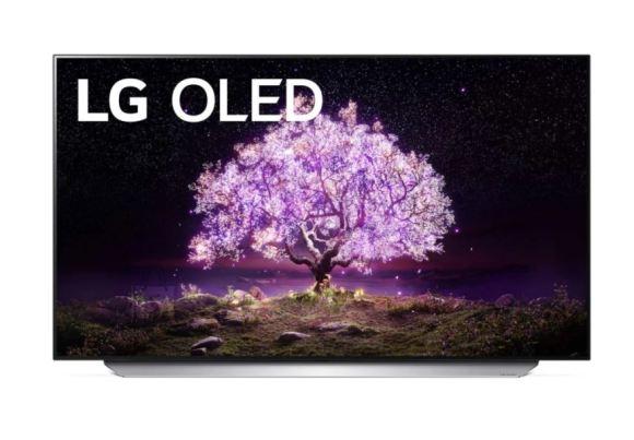 """LG LG OLED55C12LA 55"""" (139 cm), Smart TV, WebOS, 4K UHD OLED, 3840 x 2160, Wi-Fi, DVB-T/T2/C/S2, White"""