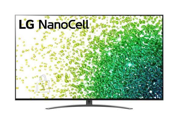 "LG LG 55NANO863PA 55"" (139 cm), Smart TV, WebOS, 4K UHD Nanocell, 3840 x 2160, Wi-Fi, DVB-T/T2/C/S/S2, Black"