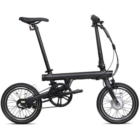 "Xiaomi Xiaomi Mi Smart Electric Folding Bike, 250 W, 16 "", 25 km/h, Black"