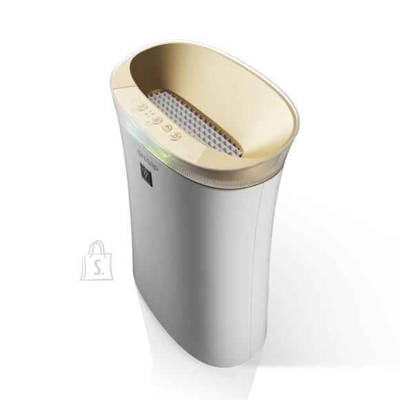 Sharp Sharp Air Purifier UA-PG50E-W 4-47 W, Suitable for rooms up to 40 m?, White