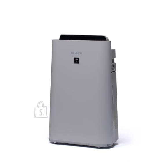 Sharp Air Purifier with humidifying function UA-HD40E-L 5-25 W, Suitable for rooms up to 26 m², Grey