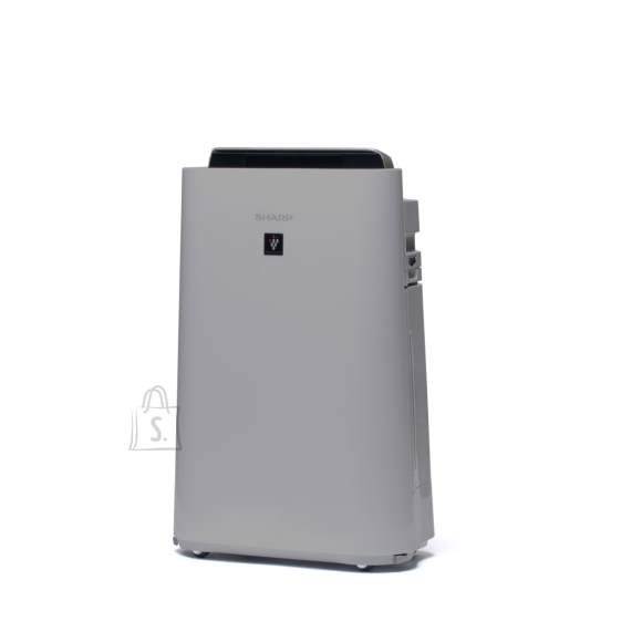 Sharp Sharp Air Purifier with humidifying function  UA-HD50E-L 5-54 W, Suitable for rooms up to 38 m?, Grey