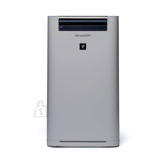 Sharp Sharp Air Purifier with humidifying function UA-HG60E-L 5-72 W, Suitable for rooms up to 50 m?, Grey