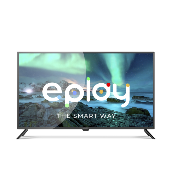 """Allview Allview 42ePlay6000-F/1 42"""" (107 cm) Full HD LED Smart Android TV"""