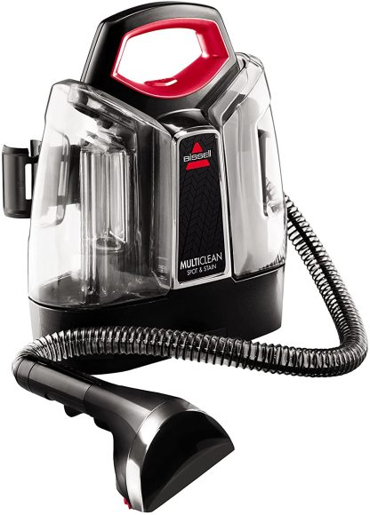 Bissell Bissell MultiClean Spot & Stain SpotCleaner Vacuum Cleaner 4720M Handheld, Black/Red