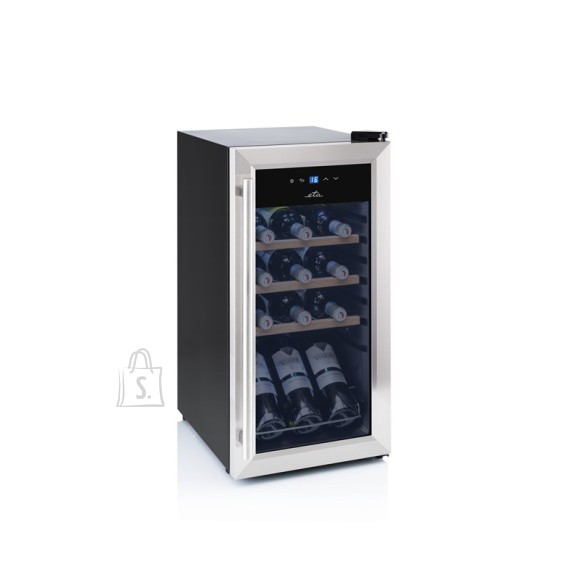 ETA ETA Wine Cooler ETA952890010G Energy efficiency class G, Free standing, Bottles capacity 15, Black