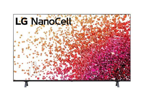 "LG LG 55NANO753PA 55"" (139 cm), Smart TV, WebOS, 4K UHD Nanocell, 3840 x 2160, Wi-Fi, DVB-T/T2/C/S/S2, Dark grey"