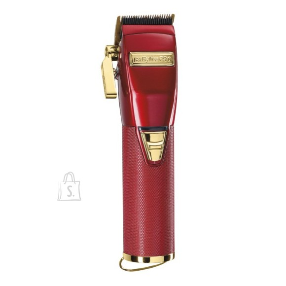 Babyliss BABYLISS Red Fx Hair Clipper FX8700RE Cordless or corded, Number of length steps 8, Red